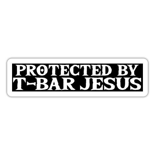 T bar Jesus 1 - Klistermärke