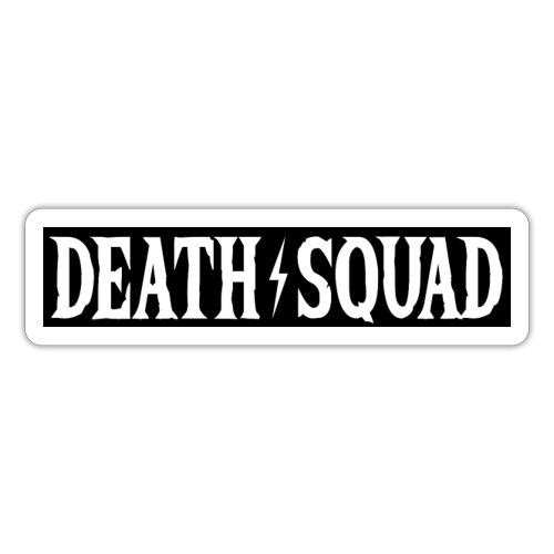 Death squad - Klistermärke