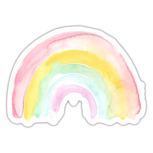 Pastell Rainbow - Sticker