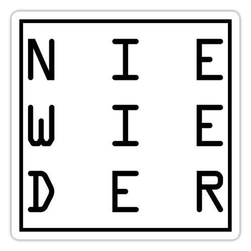 WORTKunstwort 21.2 - Sticker