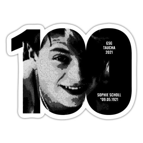 Sophie Geburtstag (schwarz) - Sticker