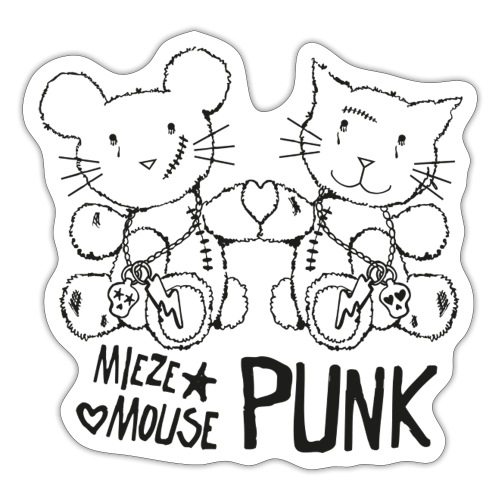 MIEZEMOUSE PUNK - Sticker