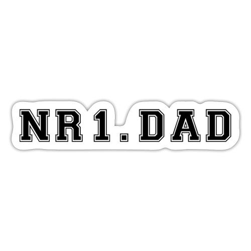 NR1. DAD - Sticker