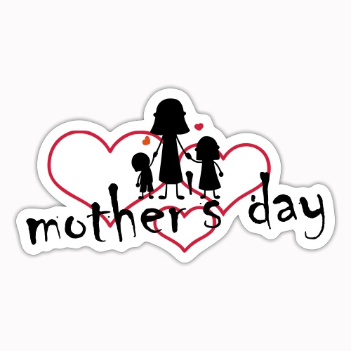 mother's day - Adesivo