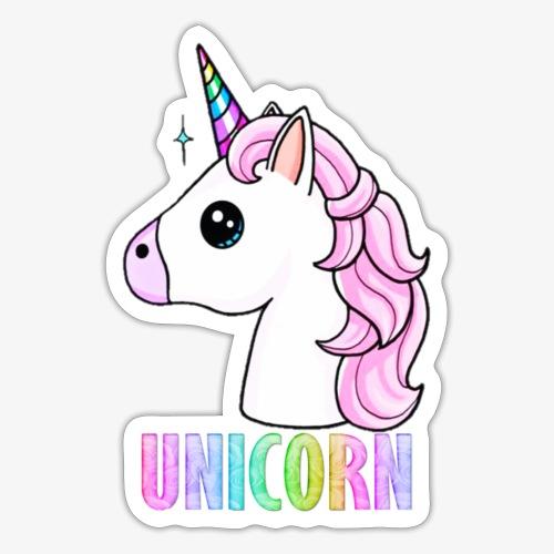 Unicorn - Adesivo