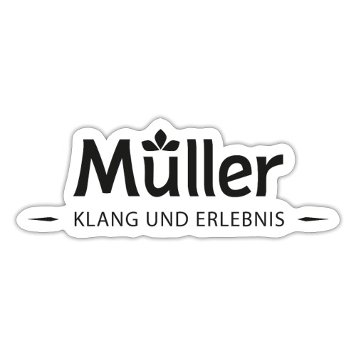 Harmonika Müller - Sticker