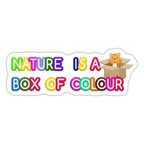 72 naturebox - Sticker