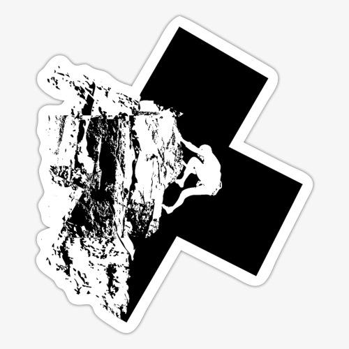 Rock climbing - Sticker