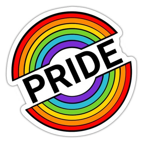 Pride regnbue - Sticker