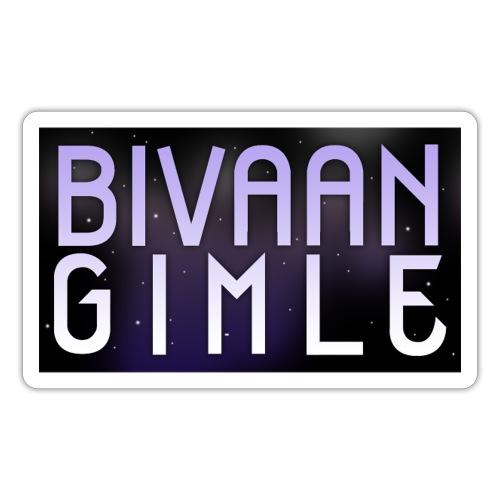 Bivaan Gimle HD - Sticker