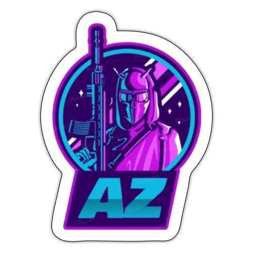 AZ GAMING LOGO - Sticker