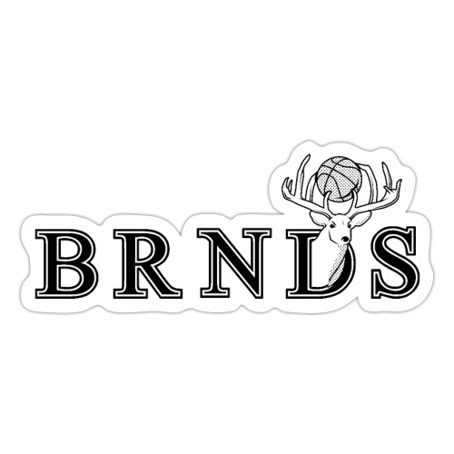 BRNDS Basket - Adesivo