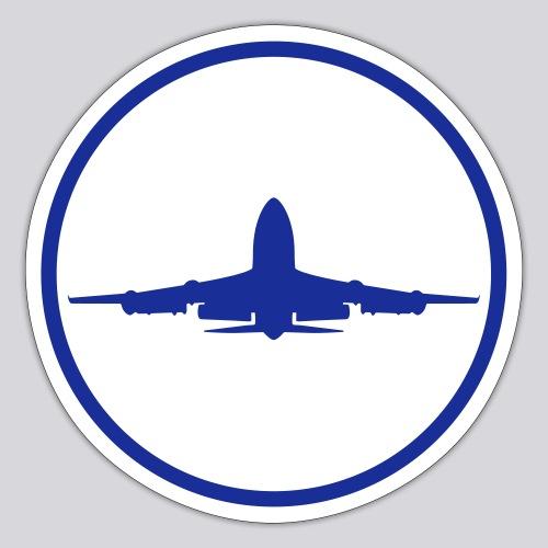 IVAO (Blue Symbol) - Sticker