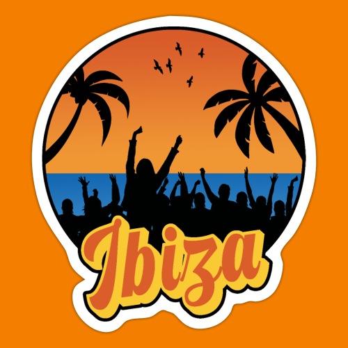 Ibiza - Klistermärke