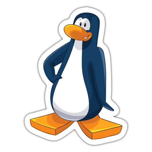 Pingu 1 - Klistremerke