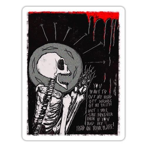 The Saint - Sticker