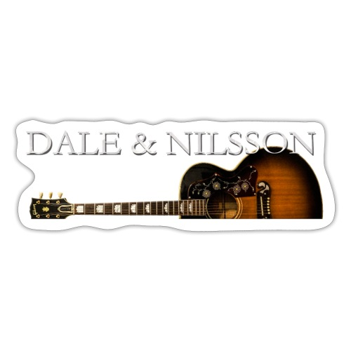 Dale & Nilsson - Sticker