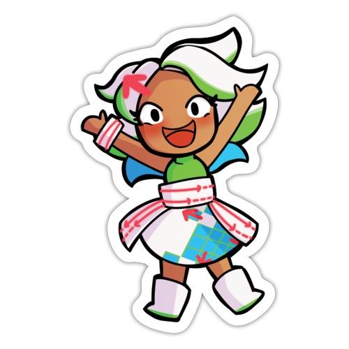 Deshima-chan - Sticker