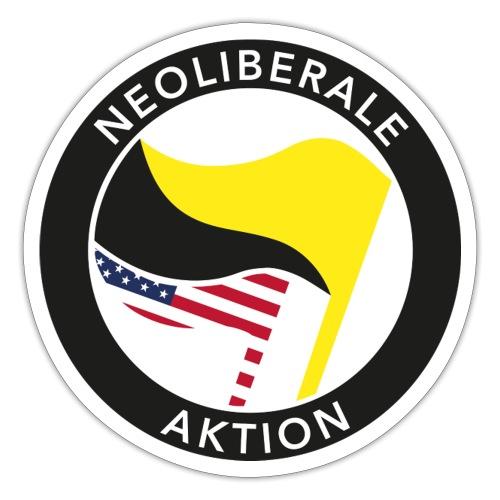 Neoliberale Aktion! (USA) - Sticker
