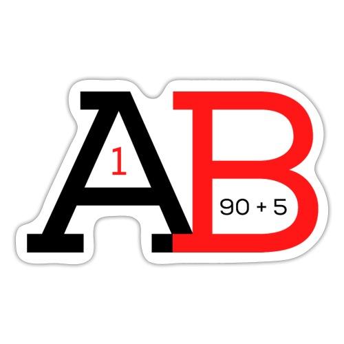 AB Scores Range - Sticker