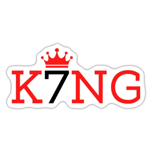 The King7 Range - Sticker
