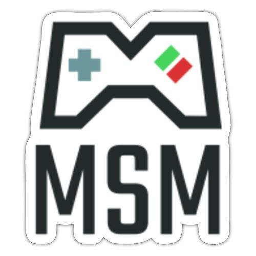 MSM GAMING CONTROLLER - Sticker