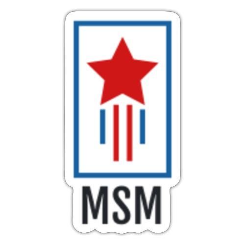 MSM SHOOTING STAR - Sticker