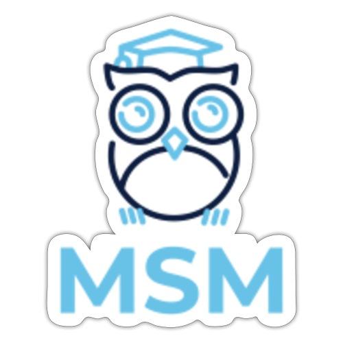 MSM UGLE - Sticker