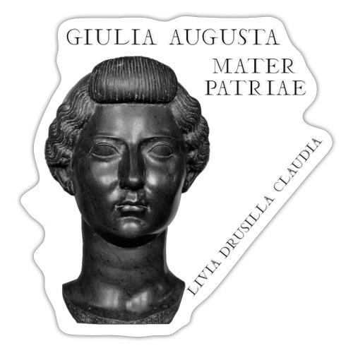 Livia Drusilla Claudia Giulia Augusta - Adesivo