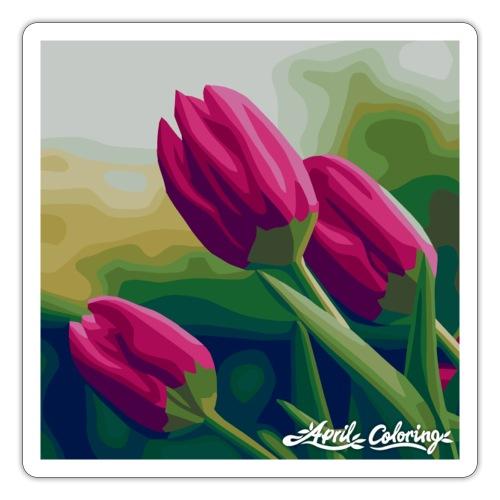 Blomster - Sticker