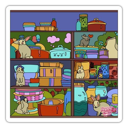Katte - Sticker