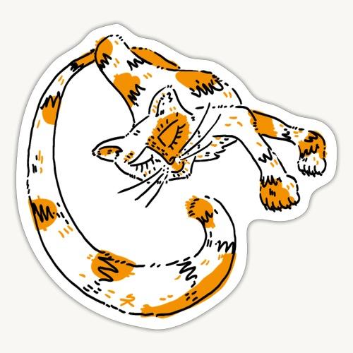 Gingercat - Sticker