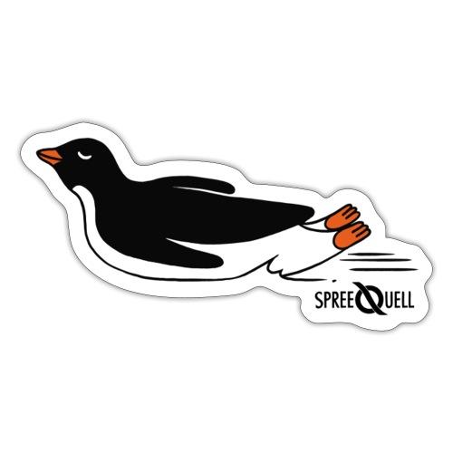 Spreequell Pinguin - Sticker