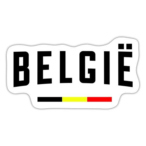 België - Belgique - Belgium - Autocollant