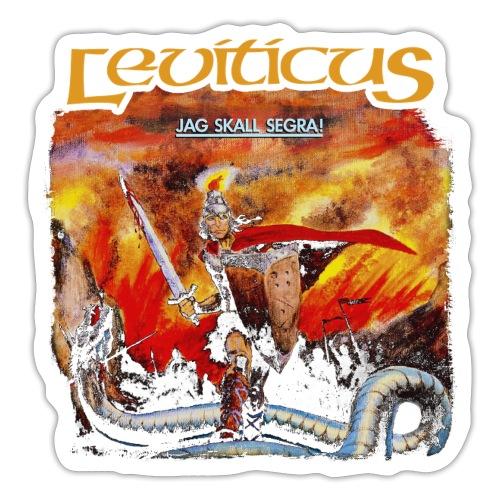 Leviticus - Jag ska segra - Sticker