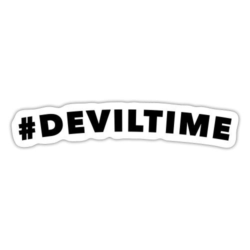 deviltime Belgique - Belgique - Belgique - Autocollant