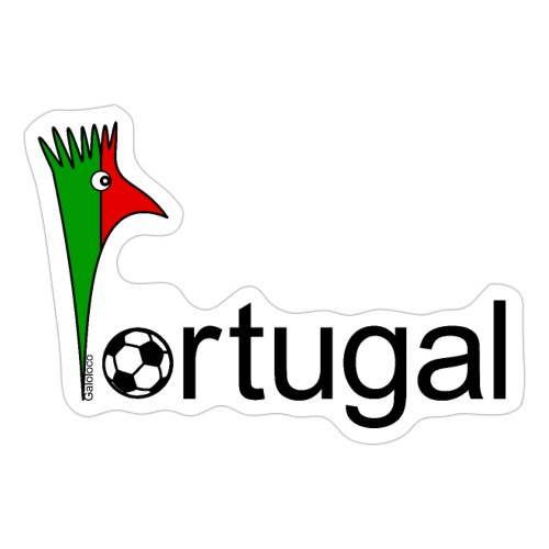 Galoloco Portugal 1 - Autocollant