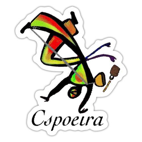 capoeira shop - Adesivo