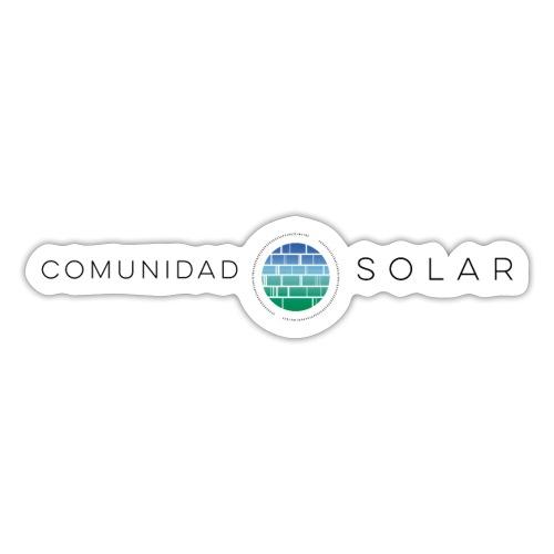 Comunidad Solar BASIC + - Pegatina