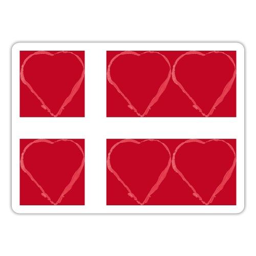 Dänemark 21.2 - Sticker