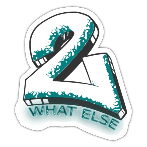 77 what else - Sticker