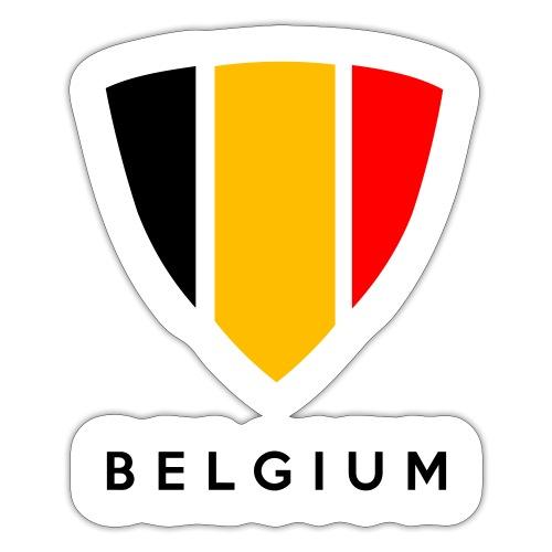 Bouclier de Belgique 2021 - Autocollant