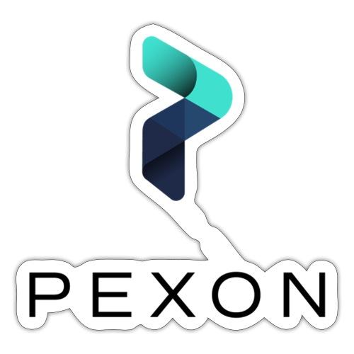 Pexon - Sticker