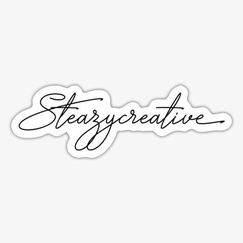 Steazycreative - Sticker