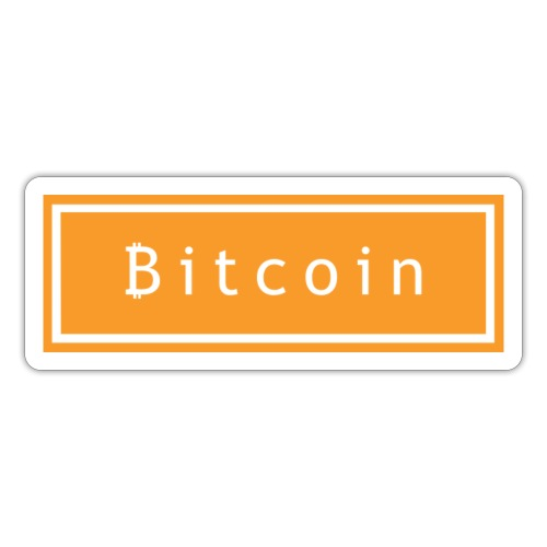bitcoin basic - Sticker