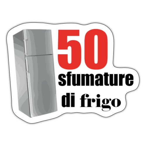 FRIGO - Adesivo
