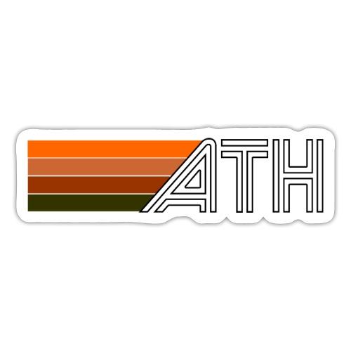 All Time High ATH Retro Stock Markets - Klistermärke