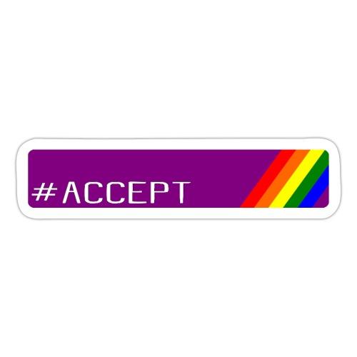 79 accept - Sticker