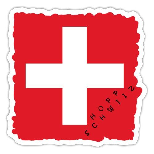 Schweiz 21.1 - Sticker
