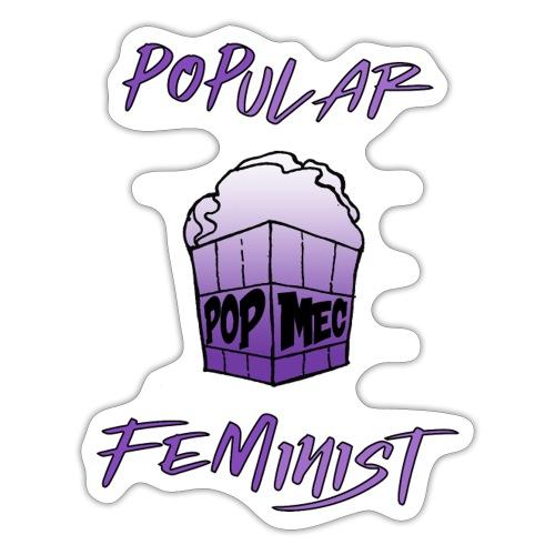 FemPop | Popular Feminist - Sticker